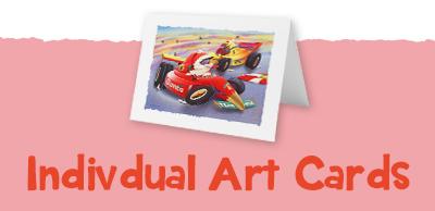 Indivudal Art Cards