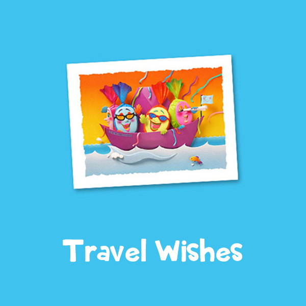 Travel Wishes Category