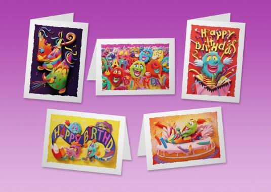5) Birthday Fun Bundle