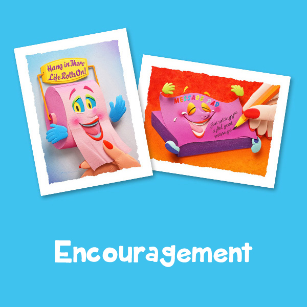 Encouragement-category