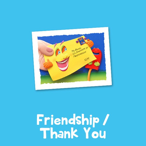 Friendship-category